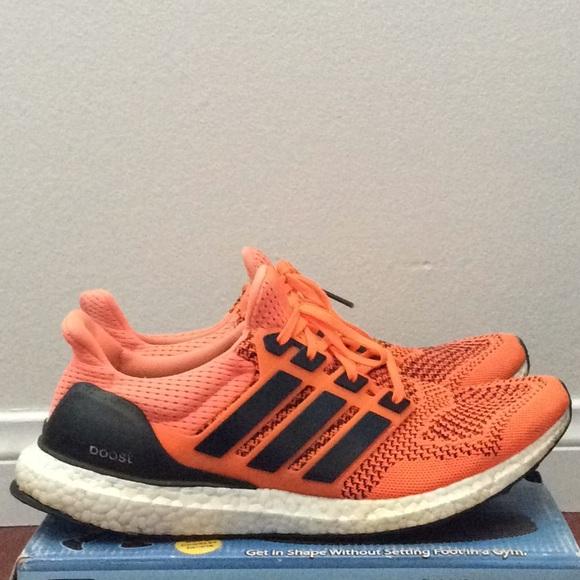 4137a9b78745a adidas Other - Adidas Ultra boost Solar Orange 1.0